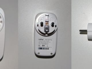 Умная розетка Wi-Fi на 10 16 Ампер