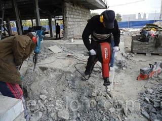 Бетоновырубка разрушения бетона! алмазная резка бетона! демонтаж стен!