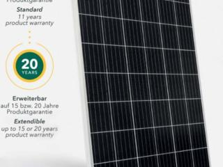 Panouri fotovoltaice / Солнечные панели