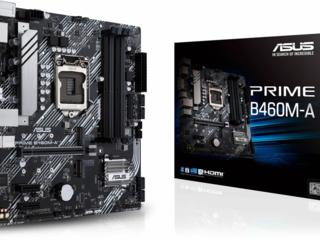 ASUS PRIME B460M-A mATX Socket 1200