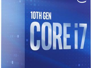 Intel Core i7-10700 S1200 65W UHD Graphics 630 /