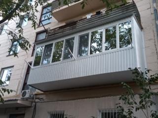 Качественные балконы под ключ любой сложности!
