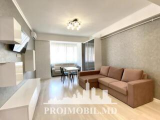Spre chirie apartament în bloc nou, situat la etajul 13, Centru, str.