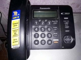 Продам телефон домашний стационарный Panasonic Ts -2358ru.