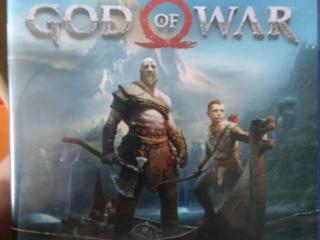 Диски ps4 God of war