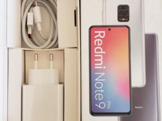 Продается новый телефон Redmi Note9 Pro TropicalGreen 128GB