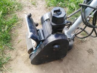 СО206 машина шлифовальная - Паркетошлифовальная машина циклевочная