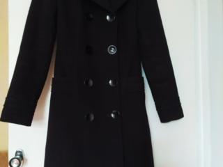 Пальто кашемировое, 44 размер