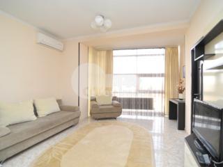 Vă prezentăm un apartament spre chirie, amplasat în casă nouă din ...