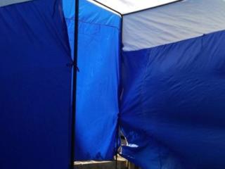 Палатка торгово-дачная 2 на 2 метра