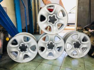 Продам диски R16 5х112