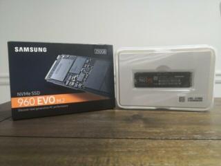 SSD Samsung 960 EVO NVMe 250GB V-NAND M. 2 2280 PCIe