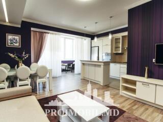 Spre chirie apartament în bloc nou, situat la etajul 8 din 12, ...