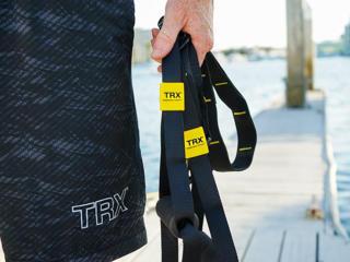 TRX (подвесной тренажер)