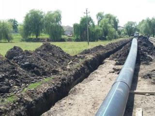 Acordam servicii de constructie: apeduct, canalizare exterioară drenaj