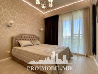 Spre chirie apartament în bloc nou, Centru, bd. Ștefan cel Mare, ...