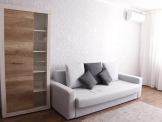1-комнатная с мебелью и всей техникой, заходи и живи! Обмен на 2-комн