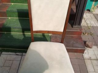 Новые столы и стулья из натурального дерева и стекла без посредников