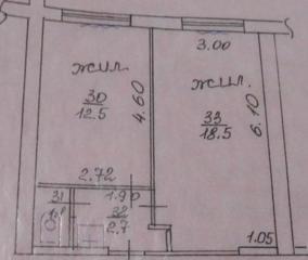 Продам блок в общежитии в Суклее под ремонт.