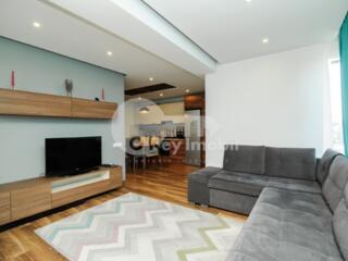 Se oferă spre chirie apartament cu 1 cameră + living situat ...