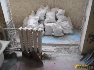 Монтаж и демонтаж бетонных полов стяжки.