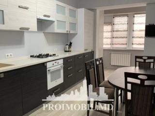 Spre chirie apartament în bloc nou, situat la etajul 7, Botanica, ...