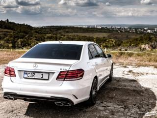 Mercedes-Benz E Class/S Class/G Class etc. albe/negre (белые/черные)