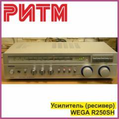"""Усилитель (ресивер) WEGA R250SH в м. м. """"РИТМ"""""""