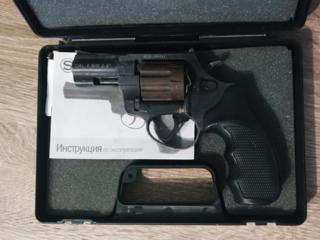 Револьвер под патрон Флобер.