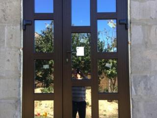 Пластиковые двери пвх Кишинёв, на заказ, скидки до -35% весь Сентябрь!