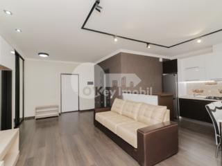 Se oferă spre chirie apartament cu 1 cameră + living amplasat pe ...