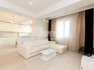 Vă propunem spre chirie un apartament superb, cu o suprafață de 80 ...