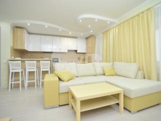 Se oferă spre chirie un apartament cu 2 camere amplasat în sect. ...