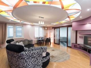Vă propunem spre chirie apartament de lux cu 4 camere situat în ...