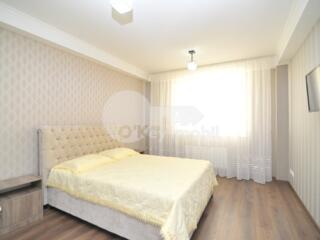 Se oferă spre chirie apartament cu 3 camere în bloc nou în Centrul ...