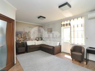 Se oferă spre chirie apartament cu o cameră în Centrul orașului. ...
