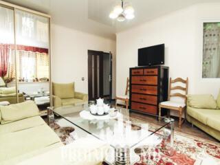 Spre chirie apartament, Centru, str. Lev Tolstoi. Suprafața de 65 ...