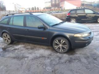 По запчастям Renault Laguna 2 2003г 1.9 дизель 1.8б