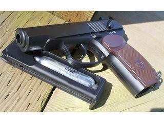 Пневматический пистолет ПМ Макарова KWC