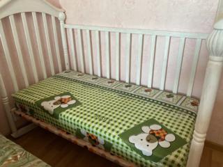 Кроватка бесплатно матрас платно