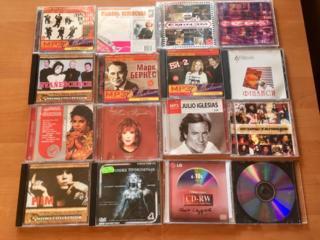DVDдиски музыка, фильмы