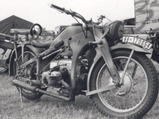 Куплю старый мотоцикл 40-55 годов.