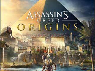 Продам игру Assassin's Creed Origins (Xbox One)