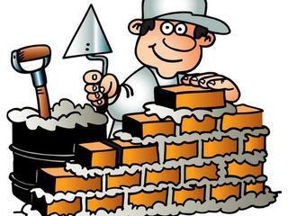Каменщики, штукатуры