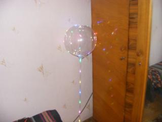 Светодиодные шарики.