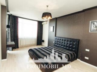 Spre chirie apartament în bloc nou, situat la etajul 9, Centru, str. .