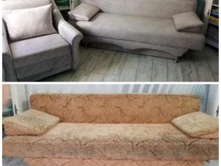 Ремонт мягкой мебели от А до Я, патент, гарантия