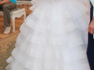 Прокат или продажа. Шикарное платье шилось на заказ в Одессе