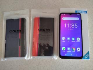 Новый Смартфон Doogee N20 4/64Gb CDMA/GSM черный