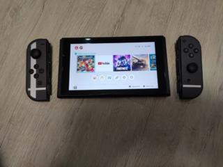 Продам Nintendo Switch в полном комплекте из Германии